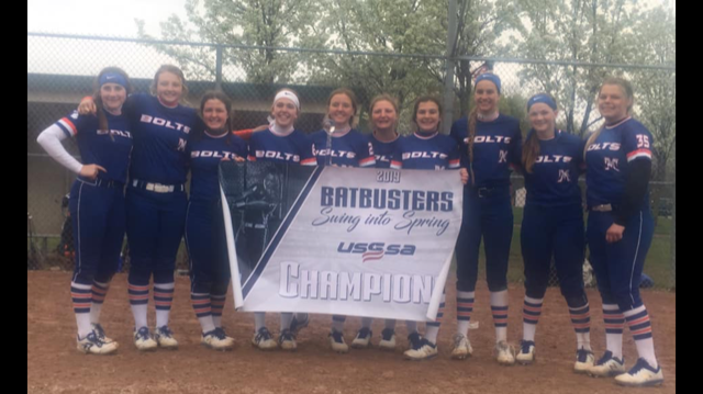 2019 14ublue champs batbusters